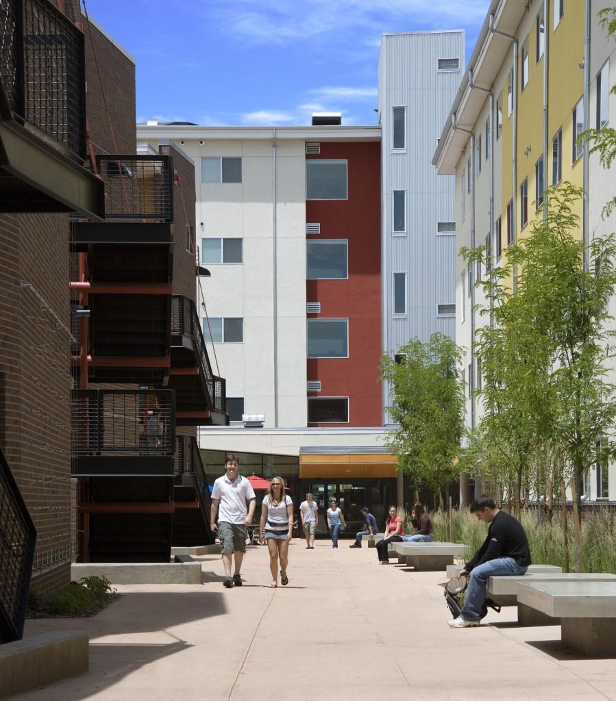 Campus Village Apartments