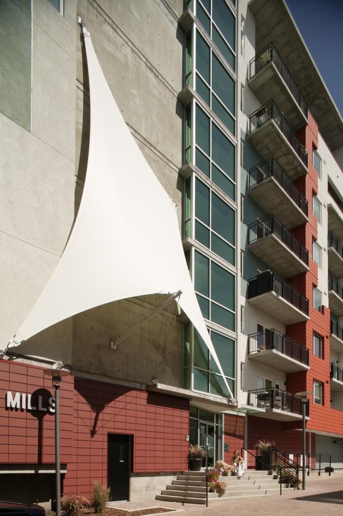 Monarch Mills Lofts