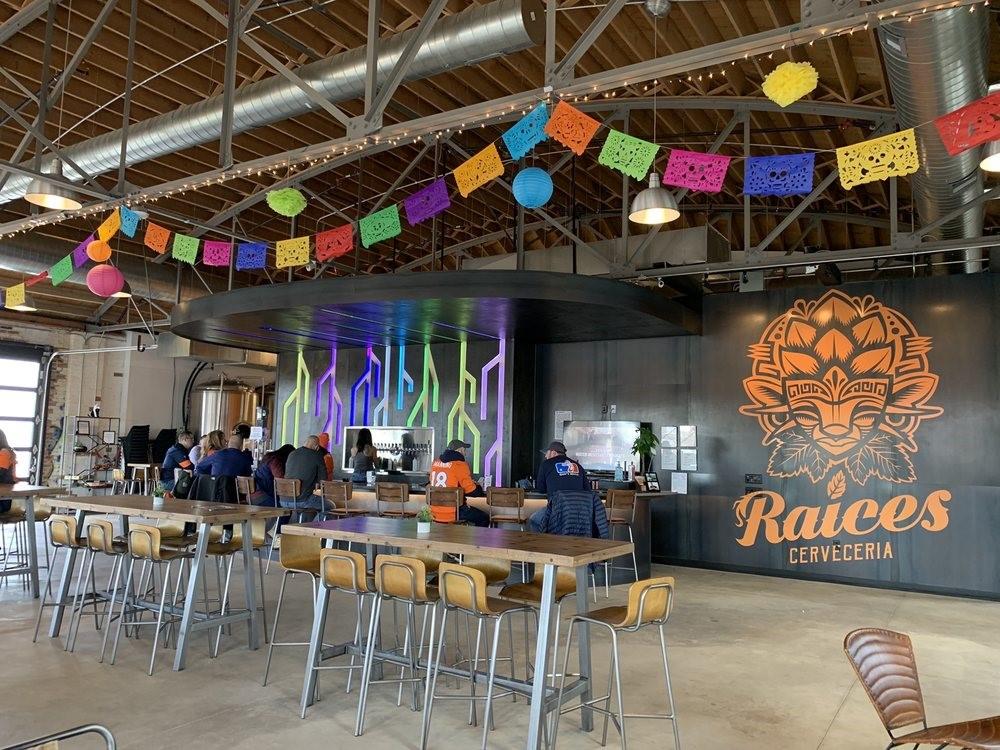 Raices Brewery